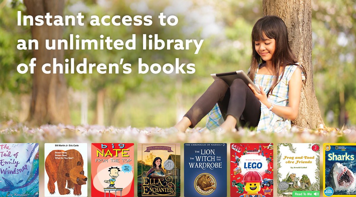 Home | Epic!: Read Amazing Children's Books Online - Unlimited